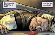 Dead Commander Bradley