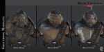 H2A CinematicRender-Comparison BruteVariations