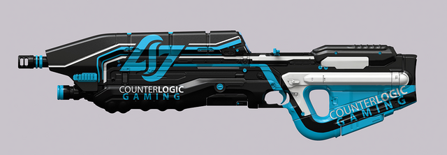 File:H5G Render-Skins AssaultRifle-CounterLogicGaming.png