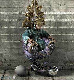 Halo Wars Prophet