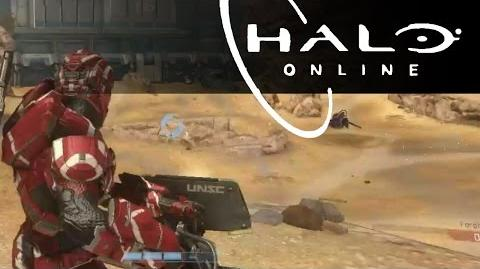 DIAMONDBACK Halo Online Map
