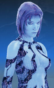 Cortana Halo 3