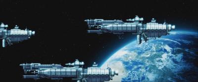Halo Legends - Origins II - EarlyShips