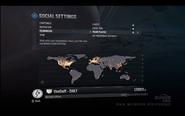Social Prefrances From Halo Reach