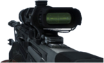 HRBeta SniperRifle Perspective