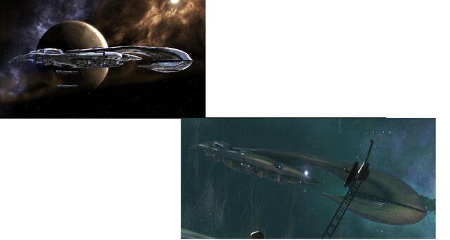 File:Assualt Carrier vs Supercarrier.jpg