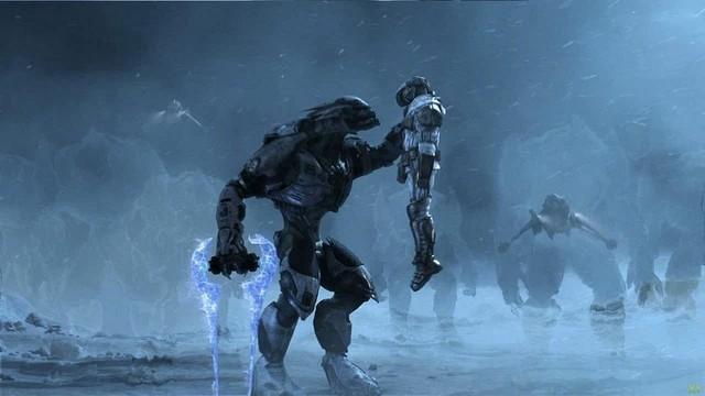 File:Halo Wars Elite and Marine.jpg