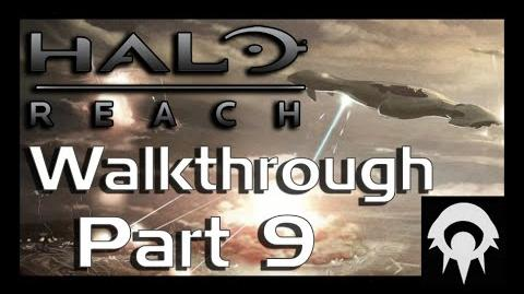 Halo- Reach Walkthrough - Part 9 - New Alexandria - No Commentary