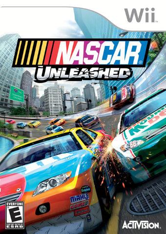 File:USER StrawDogAmerica NASCAR-Unleashed-Wii-Box-Art.jpg