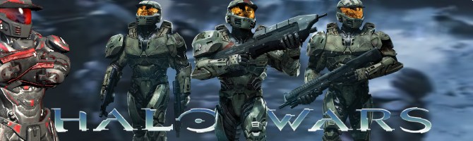 USER Dab1001 - Dab Reviews Halo Wars - Banner