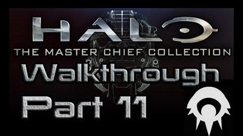 Halo-The Heretic Walkthrough