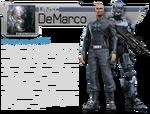 Halo Waypoint Spartan Ops Majestic Bio DeMarco