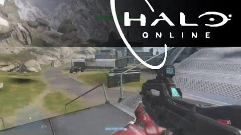 REACTOR Halo Online Map Walkthrough
