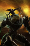 Halo a fistful of arrows 74 by levihoff-d4dw33d