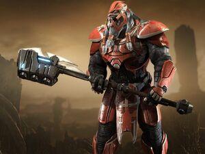 Brute Army Commander