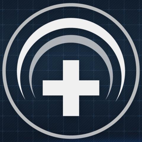 HUD Symbol des Regenerationsfeld