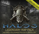 Legendary map pack
