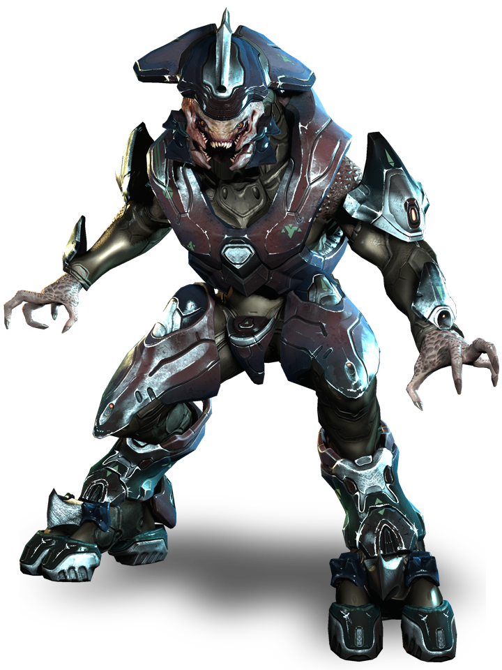 Halo Wars Elite Sangheili Commander | ...