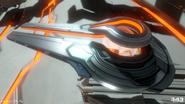 Forerunner cannon
