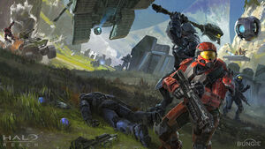 Halo Reach Forge Concept