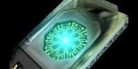 Data crystal chip