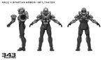 H4-Infiltrator armor
