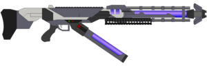 Ion rifle