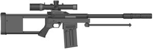SRS66S-S2 Sniper Rifle System