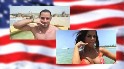 """Miami Dolphins Cheerleaders """"Call Me Maybe"""" vs U.S. Troops """"Call Me Maybe"""""""