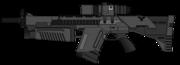 AR-14 DEW Sharpshooter
