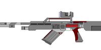 E17 Heavy Assault Rifle