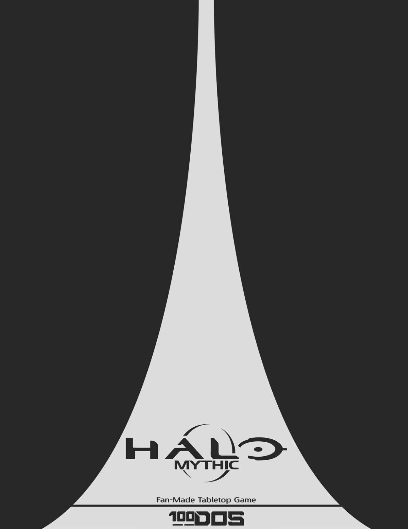 Halo mythic character sheet