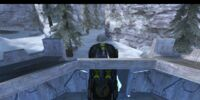 Hog in Base Wall (Hood Out) (Ice Fields)