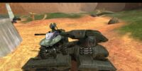 Warthog on Tank Balance