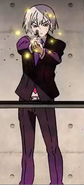 Art in the official PV for Hamatora