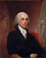 James Madison Gilbert Stuart