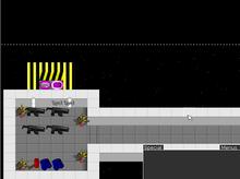 Cartoon violence secret level entrance