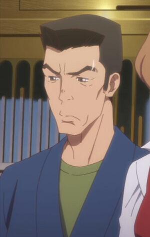 Renji Togashi Prof