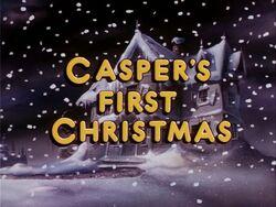 Title-CaspersFirstChristmas