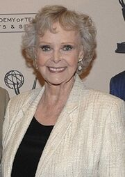 June Lockhart 2009