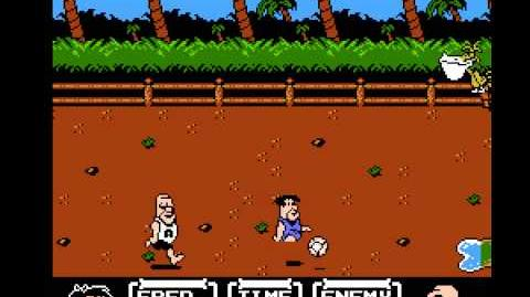NES Longplay 376 The Flintstones The Rescue of Dino & Hoppy
