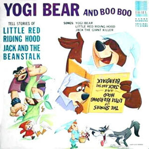 Yogi Bear Red Riding Hood