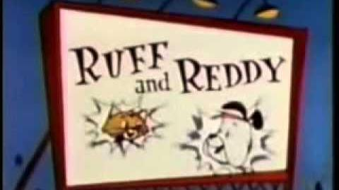 The Ruff & Reddy Show (1957) - Intro (Opening)