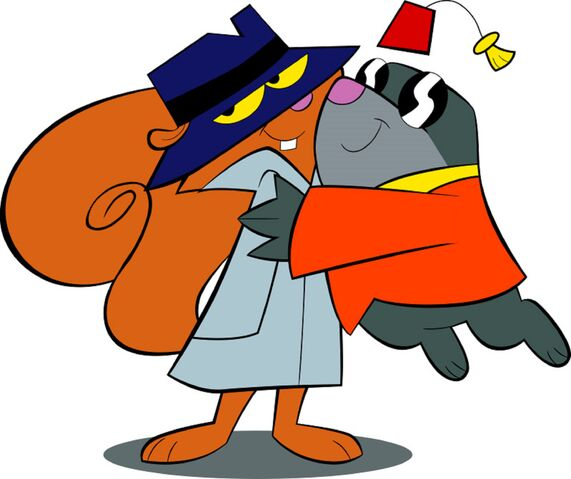 File:.028 Secret Squirrel Morocco Mole & Zachary.jpg