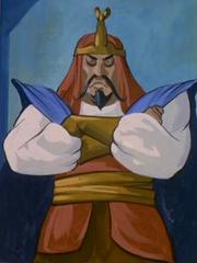 King Osiris