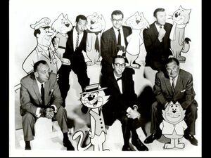 Top Cat Voice Cast