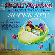 Secret Squirrel Super Spy