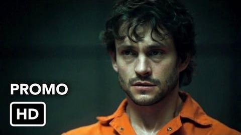"Hannibal 1x13 Promo ""Savoureux"" (HD) Season Finale"