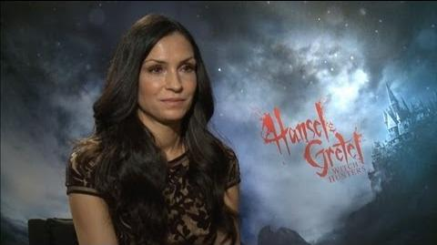 Famke Janssen - Hansel & Gretel Witch Hunters Interview