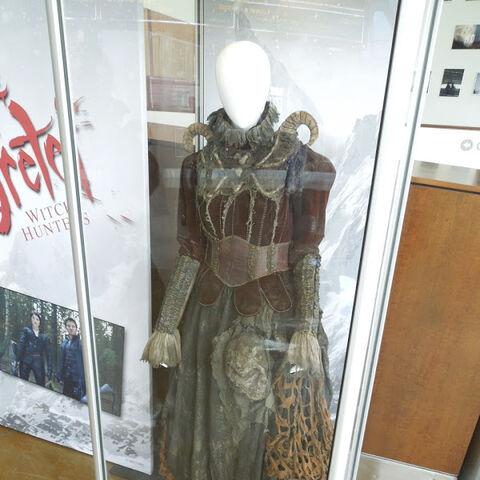 Zoë Bell's costume.